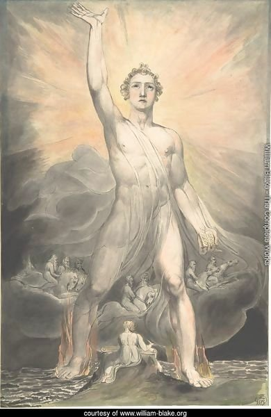 The Angel of Revelation, c.1805