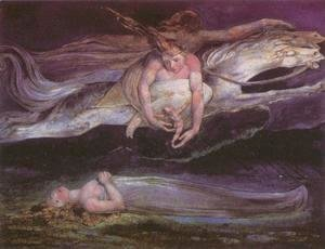 William Blake - Pity