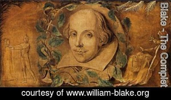 William Blake - William Shakespeare