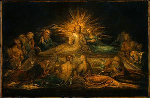 William Blake - The Last Supper