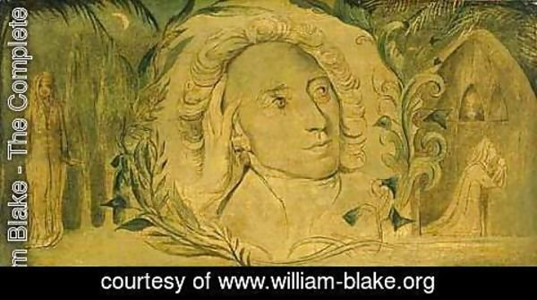 William Blake - Alexander Pope