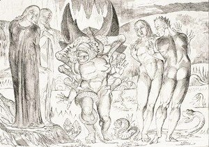 Illustrations to Dante's Divine Comedy