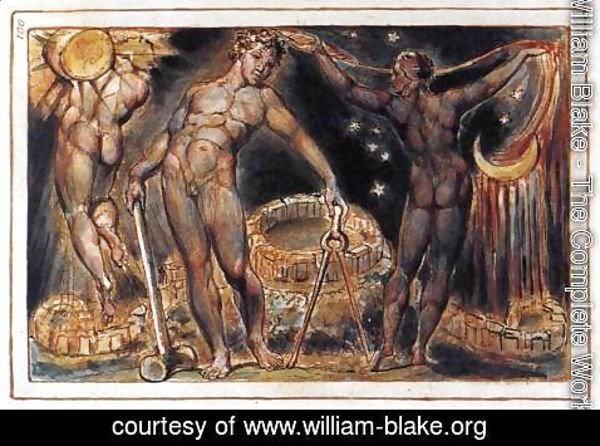 William Blake - Los 1804-20