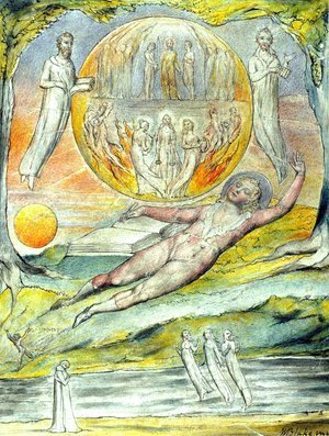 William Blake - The Youthful Poet's Dream