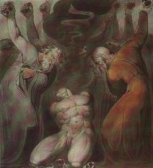 William Blake - Blasphemer