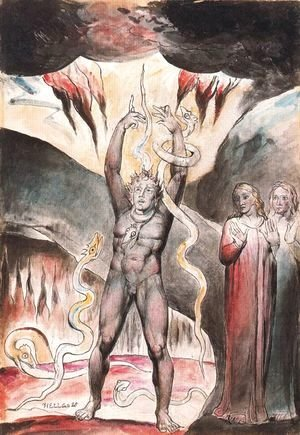 William Blake - Unknown 2