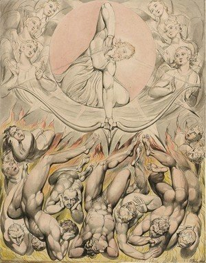 The Casting of the Rebel Angels into Hell