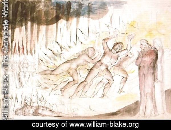 William Blake - Unknown 8