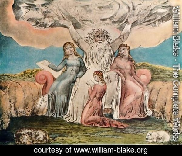 William Blake - Unknown 9