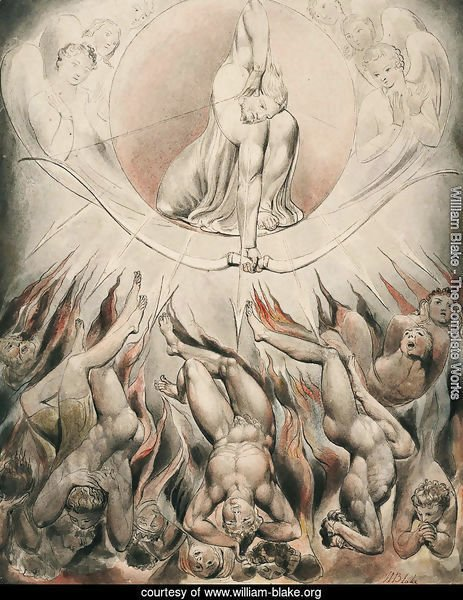 Illustration to Milton's Paradise Lost 13